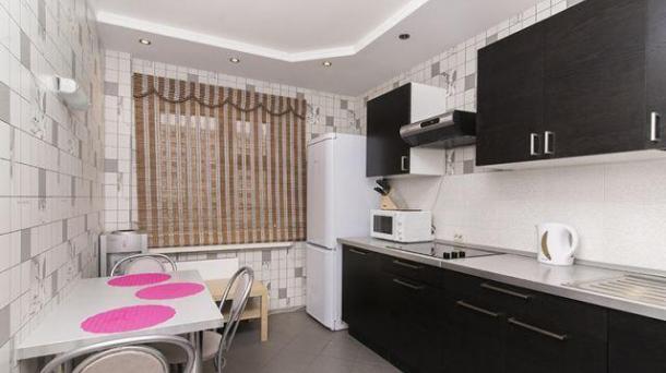 1-комнатная квартира - Сурикова 31 - на часы, день, ночь в Кирове